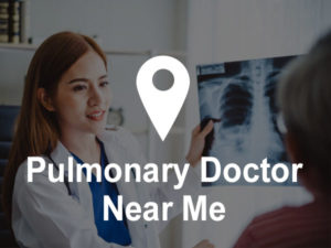Pulmonary Doctor Near Me