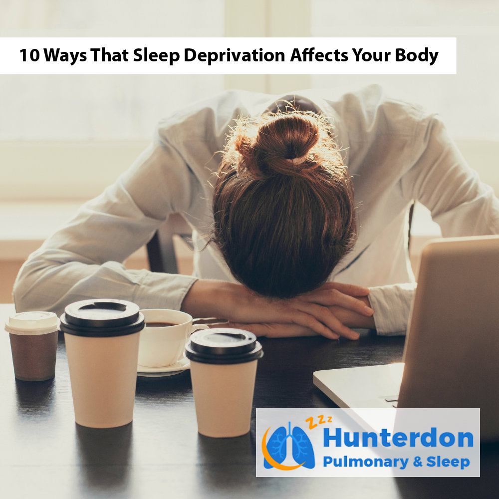 10 Ways That Sleep Deprivation Affects Your Body