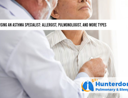 Choosing an Asthma Specialist: Allergist, Pulmonologist, and More Types