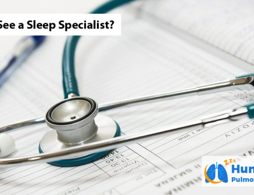 When to See a Sleep Specialist